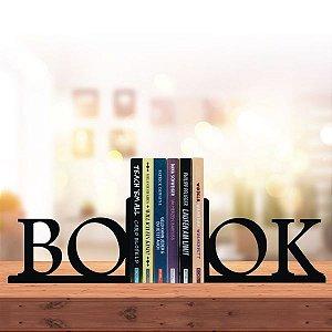 Aparador de Livros em Acrílico