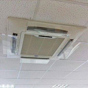 Direcionador Ar Condicionado Central K7
