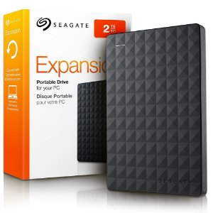 Hd Seagate expansion 2tb