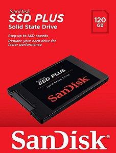 HD Sandisk SSD 120Gb