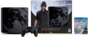 Console PS4 1tb Final Fantasy Xv Edition