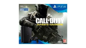 Ps4 Slim 500GB+Cod Infinit Warfare