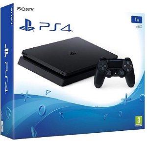 Console PS4 Slim 1TB