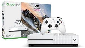 Xbox One S 500GB+Forza