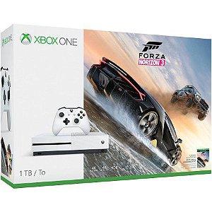 Console Xbox One S 1TB+Forza
