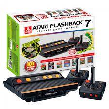 Atari Flash Back 7 c/101 Jogos