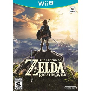 Wii U The Legend Of Zelda Breath Of The Wild