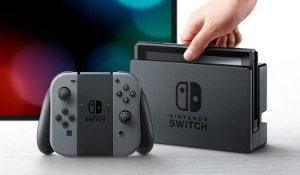 Nintendo Switch GREY (PRETO)