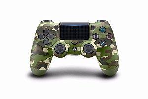 Controle PS4 Camuflado