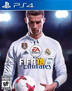 Fifa 18 2018 Ps4  (em Português)