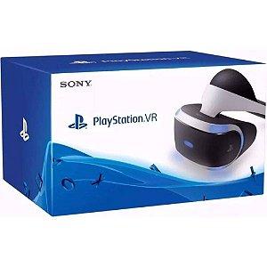 Óculos De Realidade Virtual Vr P/ Ps4 Playstation - Sony