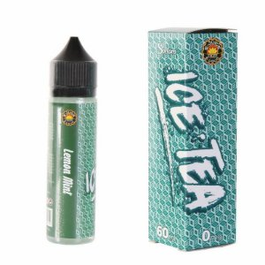 E-LIQUID SAHARA ICE TEA - LEMON MINT - 60ML - 0MG NICOTINA