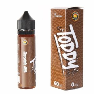 E-LIQUID SAHARA  TODDY - CHOCOLATE MILK - 60ML - 0MG NICOTINA