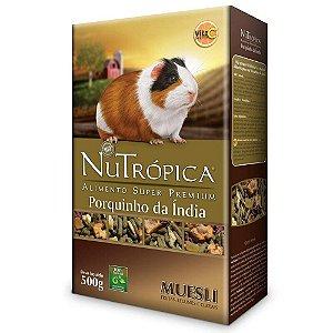 Kit Nutrópica Porquinho da Índia Muesli 500g