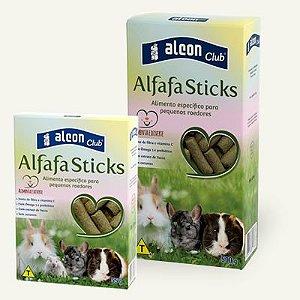 Ração Alcon Alfafa Sticks - 55g e 500g