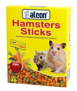 Ração Alcon Hamsters Sticks