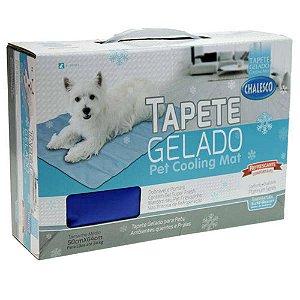 Tapete Gelado Refrescao Pet Cooling Mat - 50X64cm