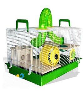 Gaiola Bragança Jerry Natureza para Hamster