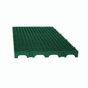 Estrado de plástico rígido 50X25X2,5cm