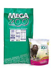 Raçao Megazoo para Pequenos Primatas Onívoros P-25