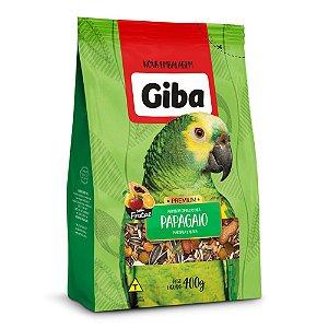 Mistura de Sementes para Papagaio - Giba - 400g e 8kg