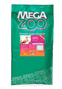 Megazoo Ração FL18 Flamingos e Ibis - 12Kg - Megazoo