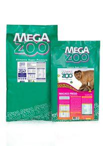 Ração para Primatas Herbívoros Megazoo - 4kg