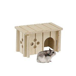 Toca para pequenos animais, feita de madeira Ferplast Sin4641