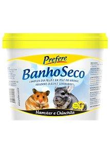 Banho Seco para Hamster e Chinchila Prefere 1kg