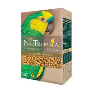 NUTRÓPICA PAPAGAIO EXTRUSADO NATURAL 700g