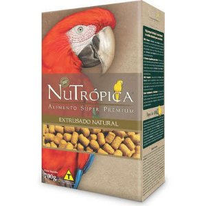 NUTRÓPICA ARARA EXTRUSADO NATURAL 700G