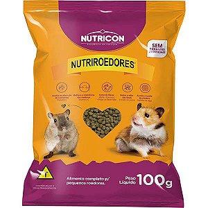 Ração Nutricon Para Roedores 100g