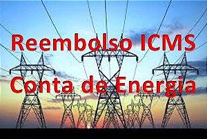 Calculo de Reembolso ICMS Conta de Energia