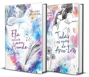 Ela Colore Meu Mundo + Todas As Cores do Arco-íris [Livros 02 e 03 da Série Colors]
