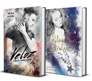Pelas Estrelas + Veloz [Livro 4 e 5 da Série Colors]
