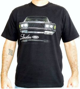 Camiseta Masculina Landau Preta