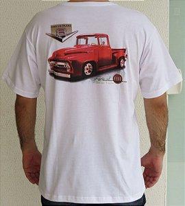 Camiseta Masculina F 100 1950 Branca