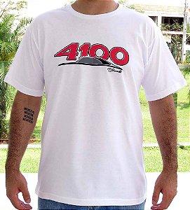 Camiseta Masculina Opala Vetor Branca