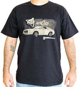 Camiseta Masculina Puma GTB Preta