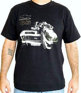 Camiseta Masculina Opala SS Ride Preta