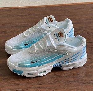 Tênis Nike Air Max Tn Plus 3 - Branco/Azul