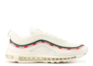 NIKE AIR MAX 97 ''UNDEFEATED'' BRANCO