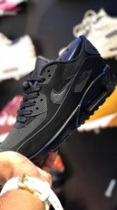 Nike Air Max 90 - Preto