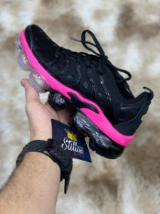 c675eb842b9 Tênis Nike Air Vapormax Plus - Preto - Stillus Outlet