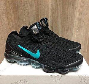 Tênis Nike Vapormax 3.0 - Preto/Azul