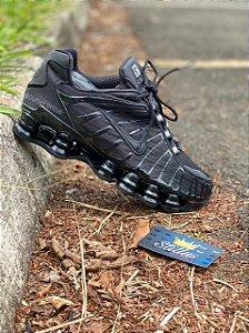 Tênis Nike Shox TL - Preto