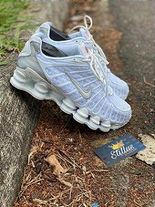 Tênis Nike Shox TL - Branco