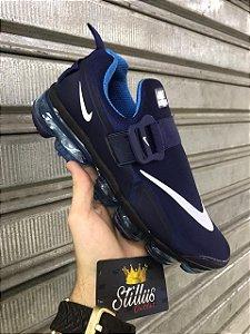 Tênis Nike Vapormax Plus 2.0 - Azul/Branco