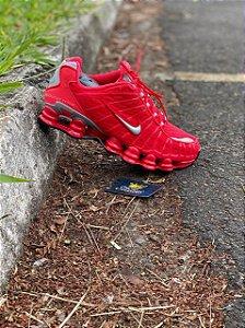 Tênis Nike Shox TL - Vermelho