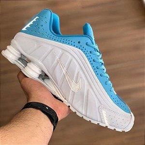 Tênis Nike Shox R4 - Azul